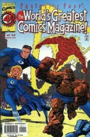 Fantastic Four: The World's Greatest Comic Magazine